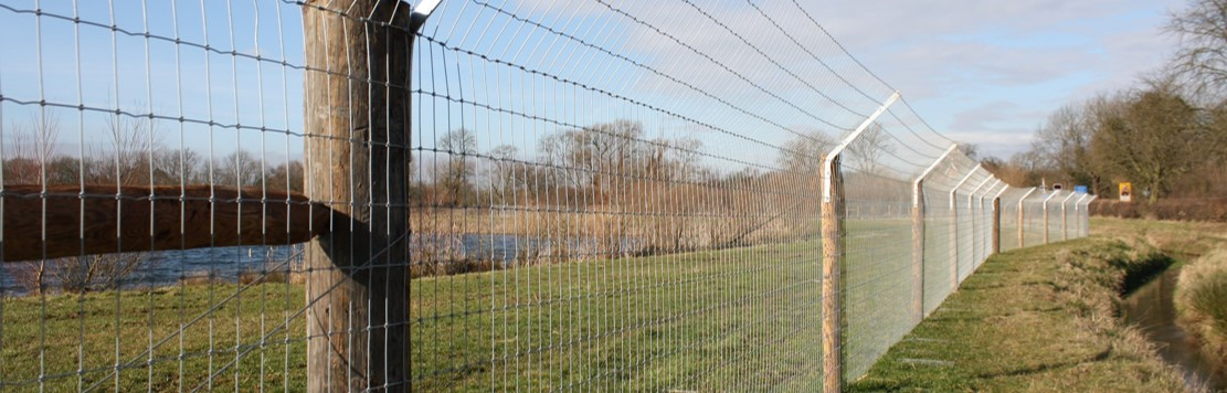 Otter Fencing by Corden Perimeter Systems