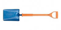 No2 Taper Polyfibre Insulated Shovel